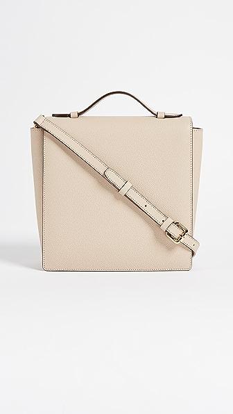 MILMA Square Flap Shoulder Bag