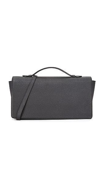 MILMA Urban Flap Bag In Black