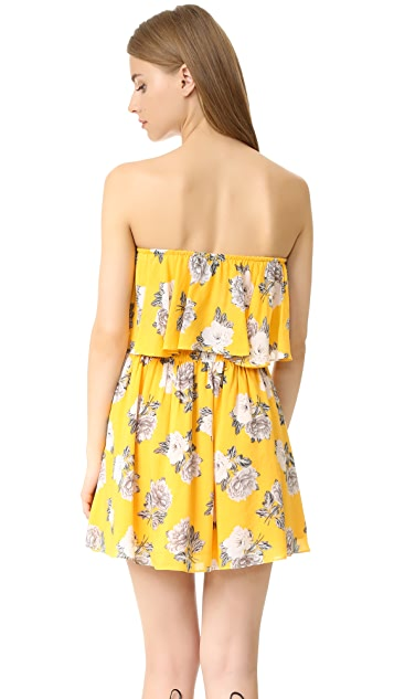 MINKPINK Spread Like Wildflowers Mini Dress