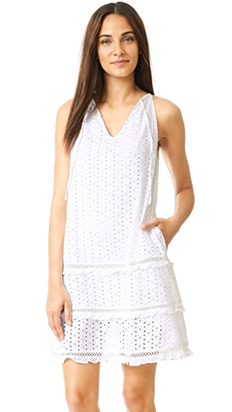 Minkpink Castaway Dress - White