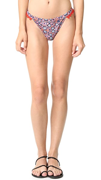 MINKPINK Wild for the Night Bikini Bottoms - Multi