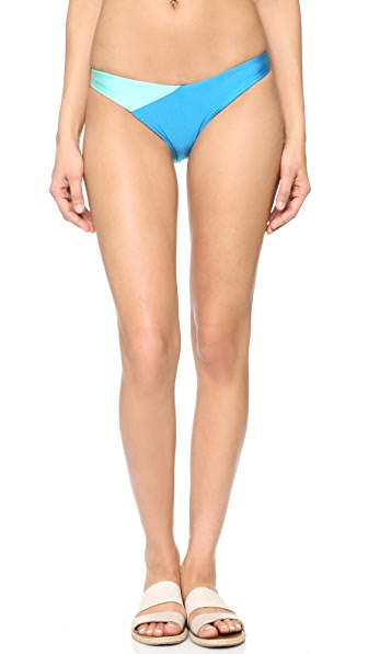 MINKPINK Sea Splice Twist Cheeky Bottoms - Multi