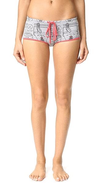 MINKPINK San Choy Wow Shorts