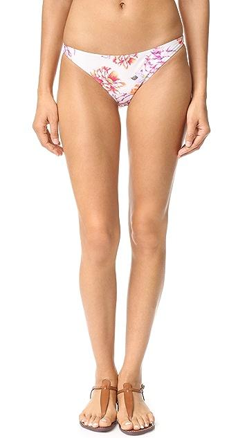 MINKPINK Holiday Fling Cheeky Bikini Bottoms