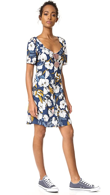 MINKPINK Pacifico Tea Dress