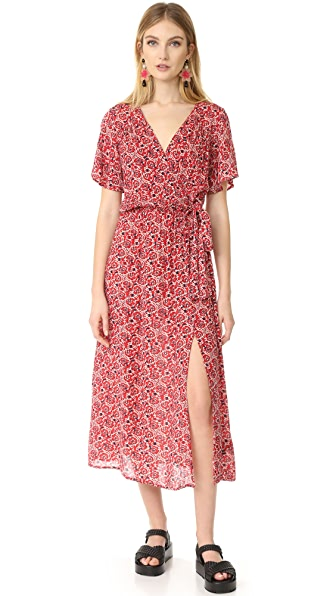 MINKPINK Wanderlust Midi Dress