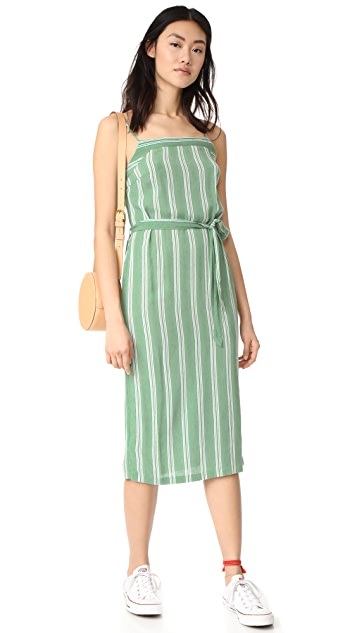 MINKPINK Traveler Midi Dress