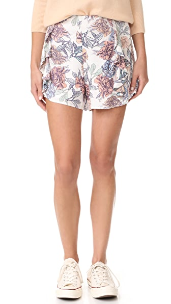 MINKPINK Mysterious Shorts - Multi