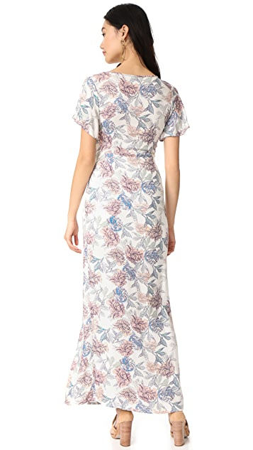MINKPINK Mysterious Maxi Dress