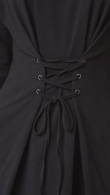 MINKPINK Corset Tee Dress