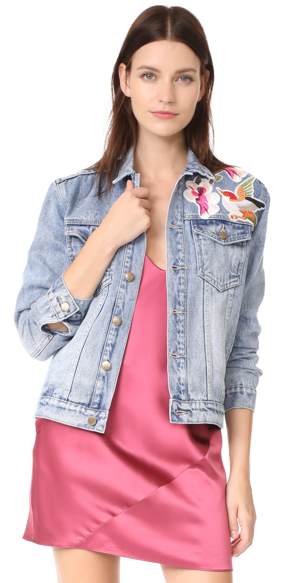 Blossom Patch Jacket MINKPINK