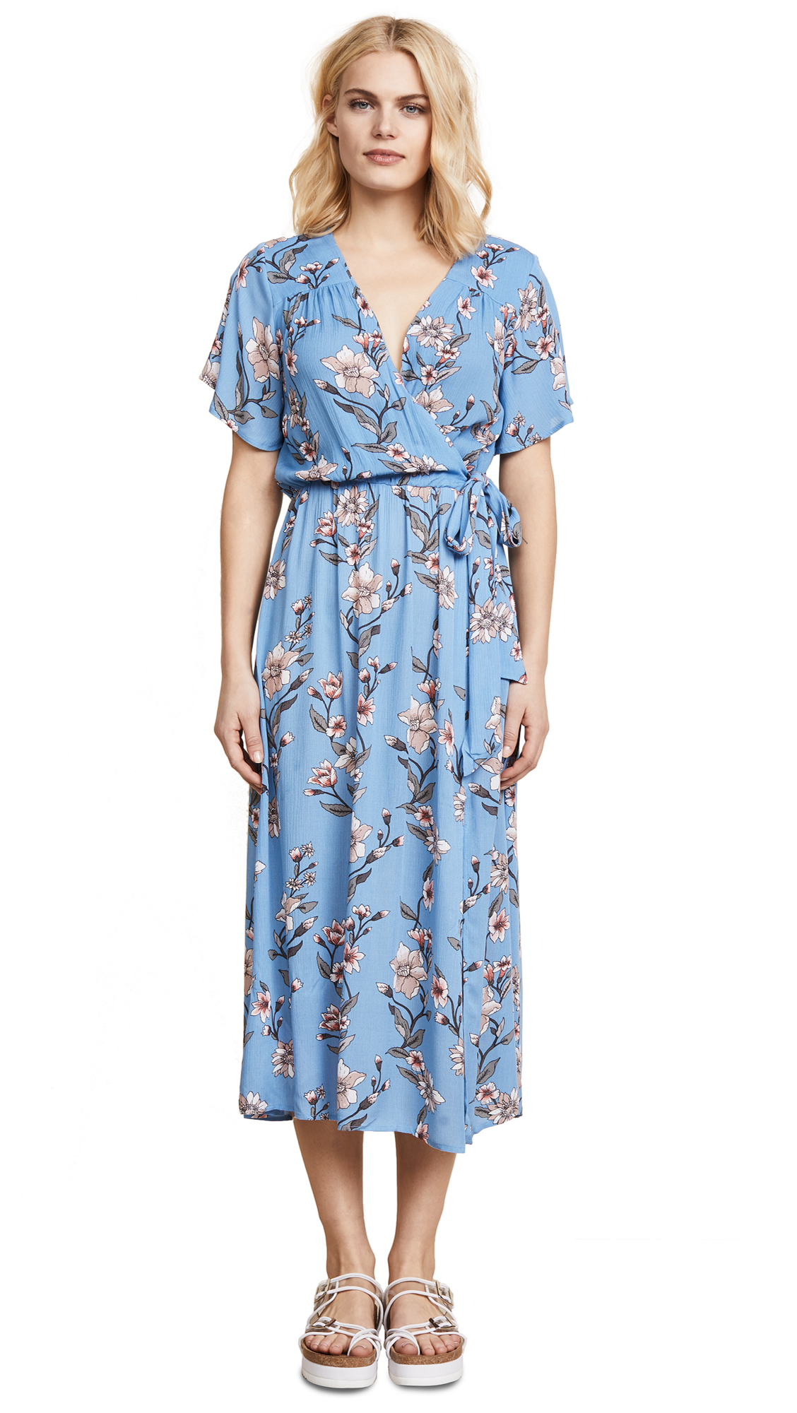 MINKPINK Somerset Midi Dress | SHOPBOP
