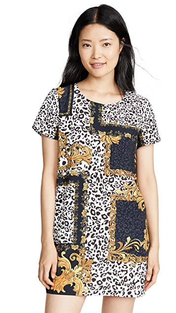 MINKPINK Material Girl T-Shirt Dress