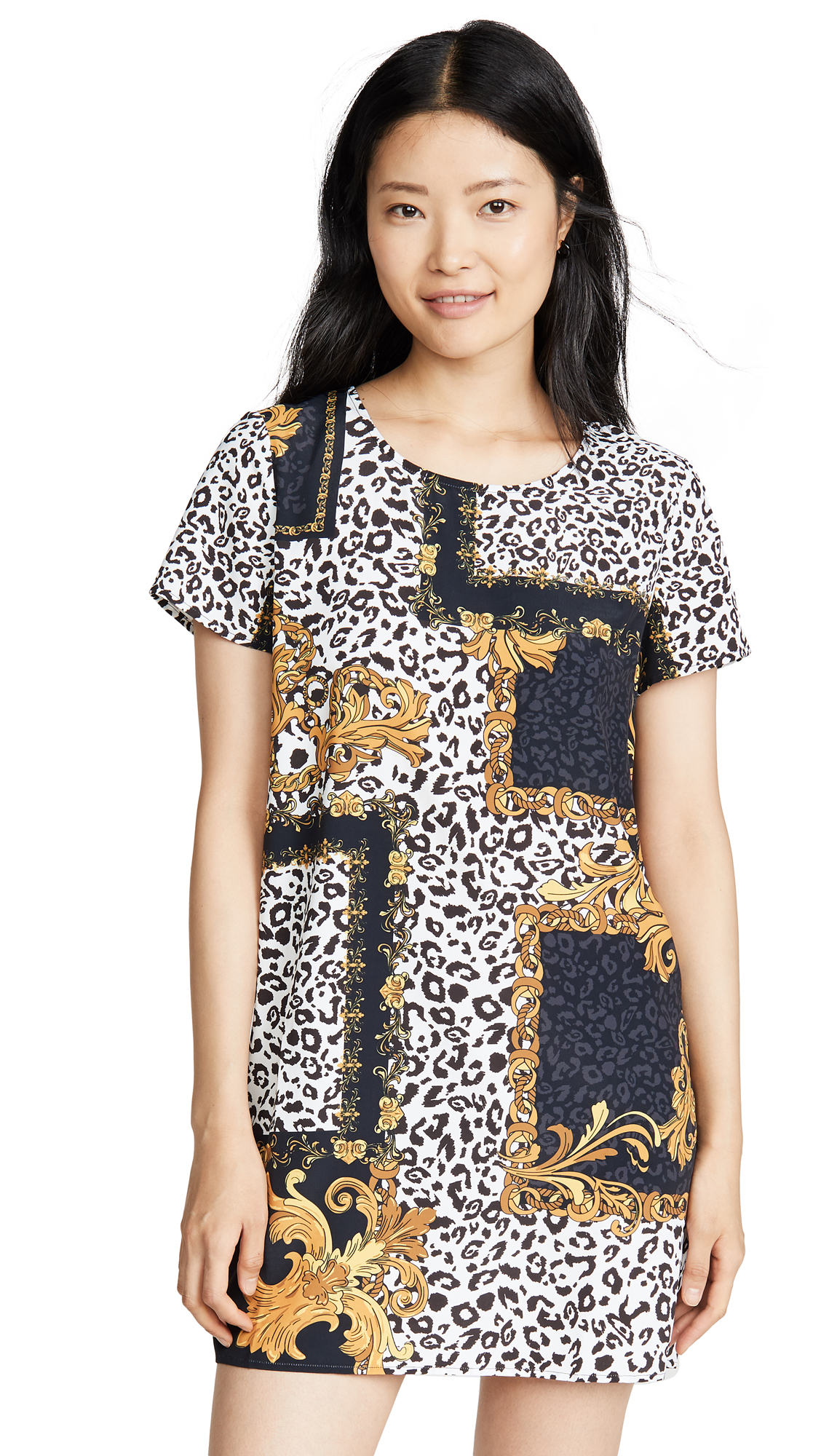Buy MINKPINK Material Girl T-Shirt Dress online beautiful MINKPINK Clothing, Dresses