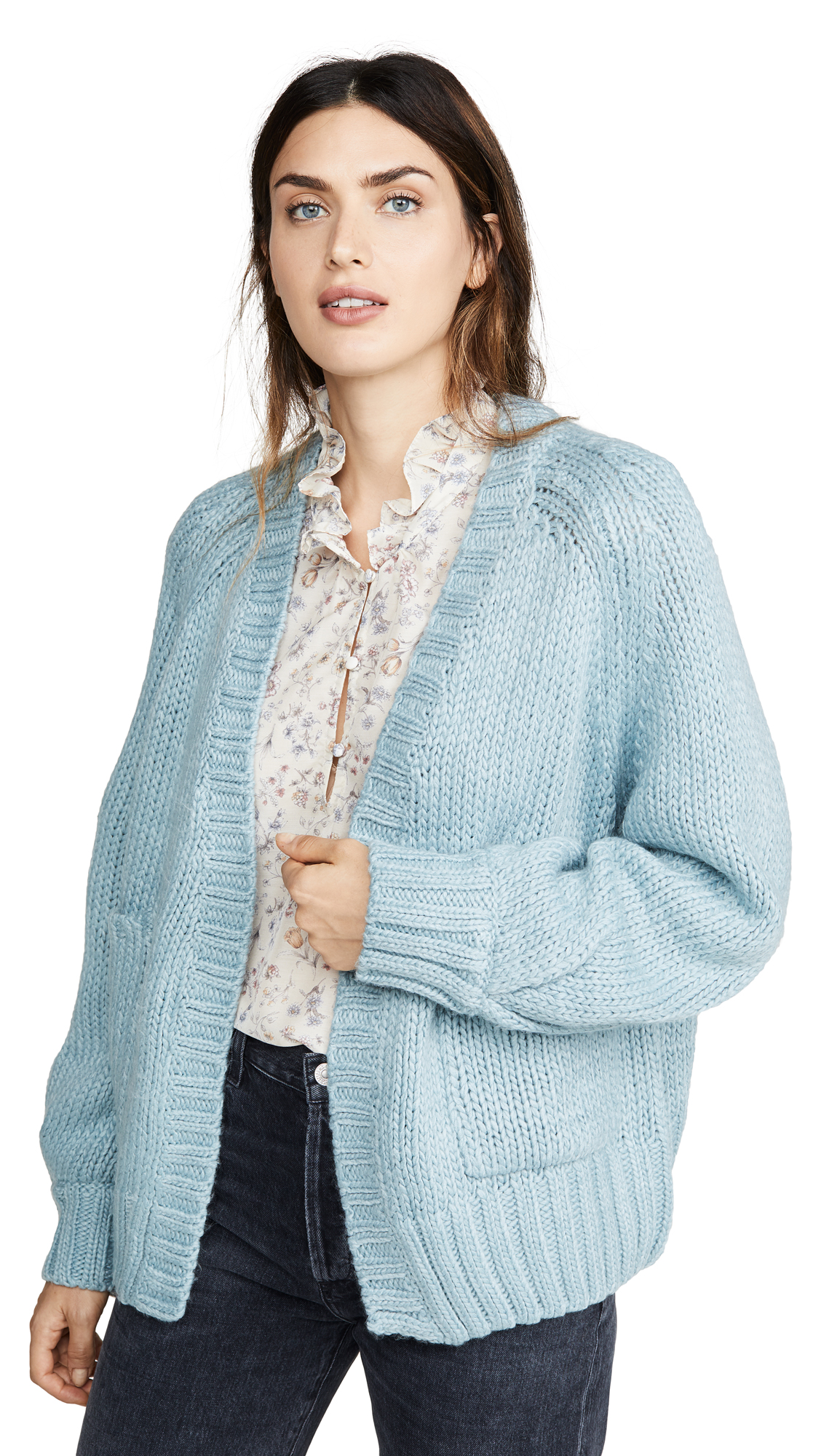 Buy MINKPINK online - photo of MINKPINK Evening Knit Cardigan