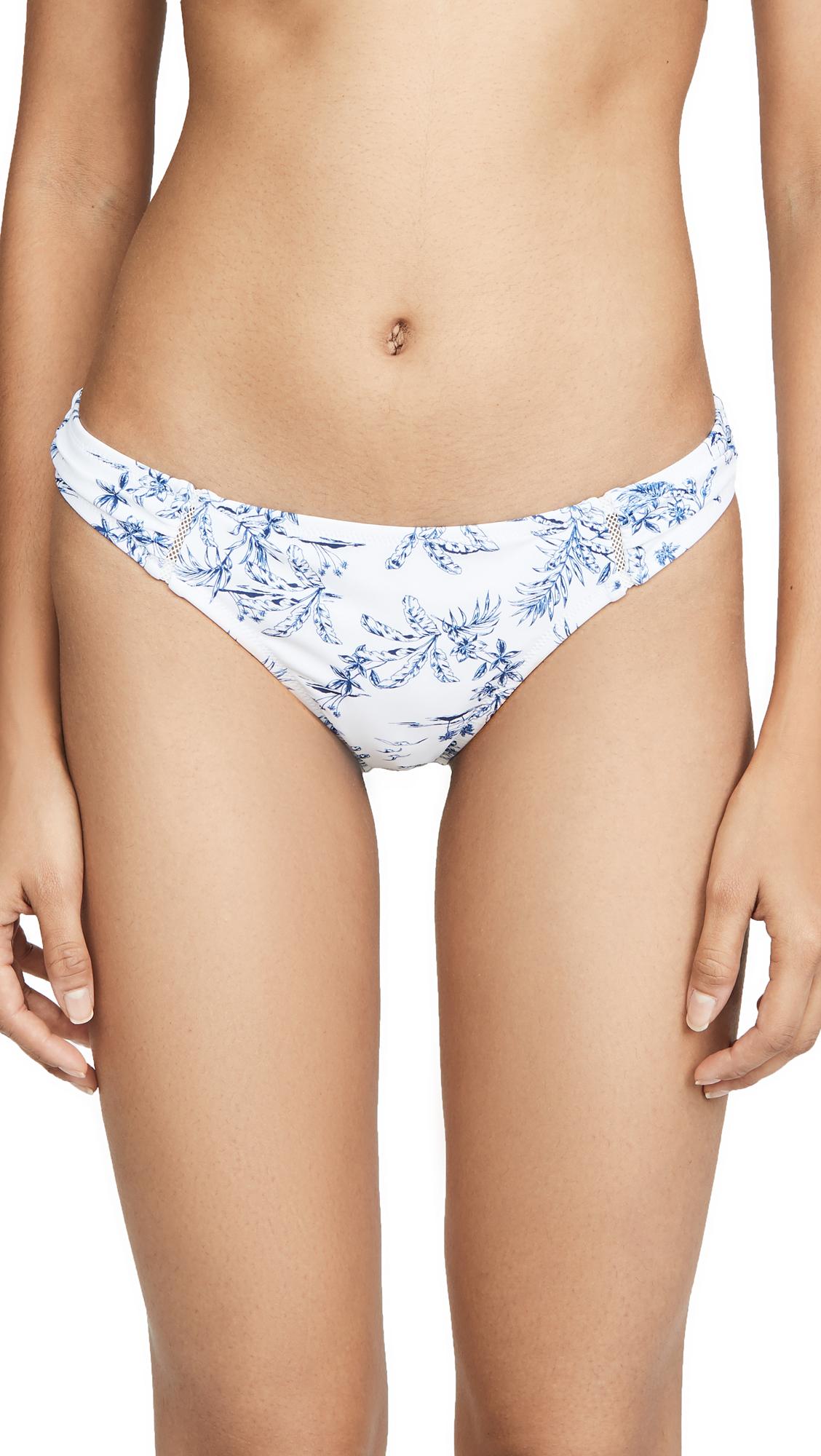Buy MINKPINK online - photo of MINKPINK Corrimal Ruched Bikini Bottoms