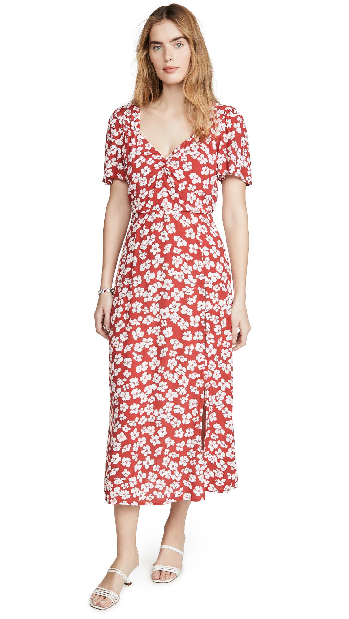 Buy MINKPINK Between You And I Midi Dress online beautiful MINKPINK Clothing, Dresses