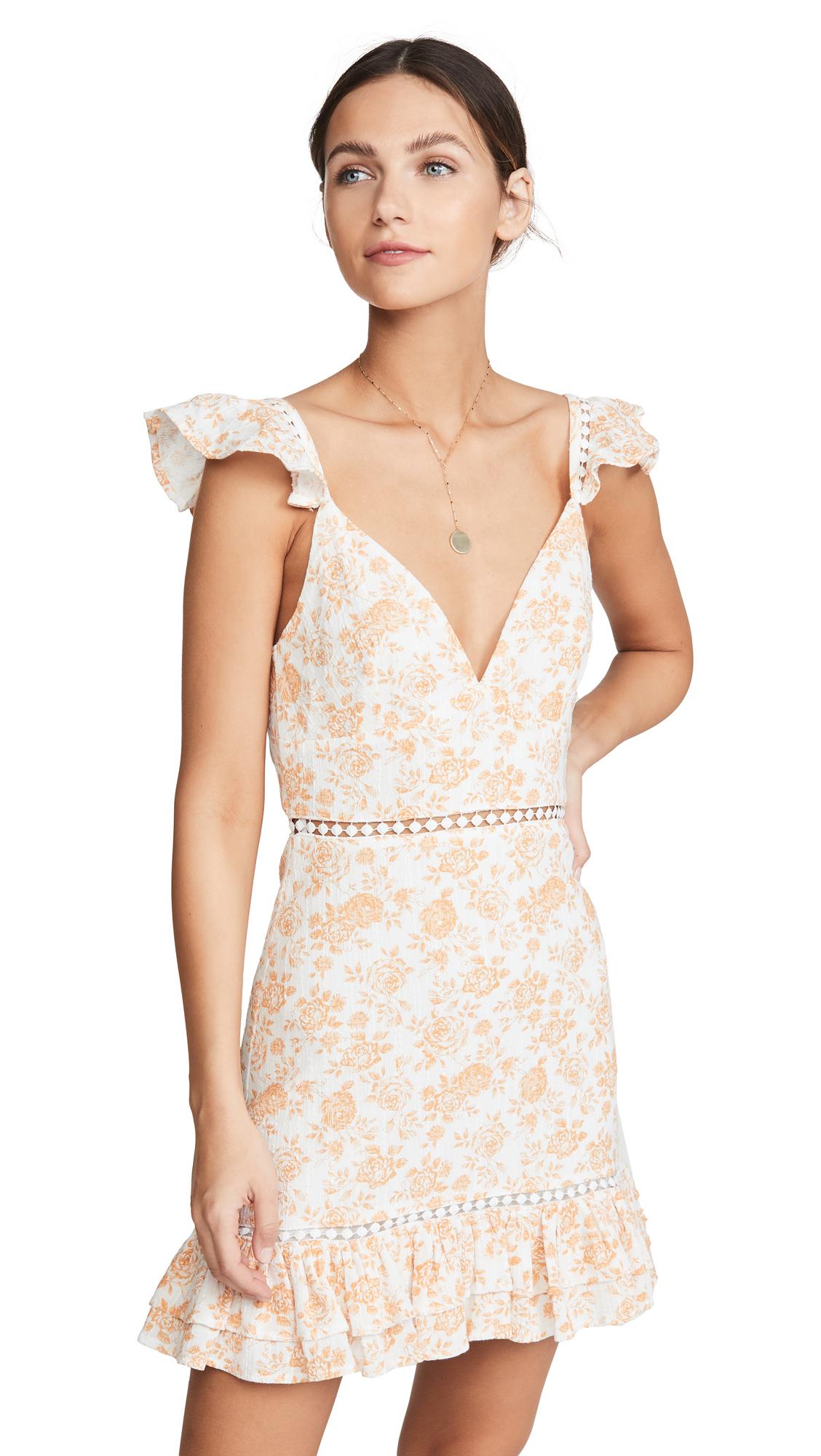 Buy MINKPINK Kiss The Stars Mini Dress online beautiful MINKPINK Clothing, Dresses