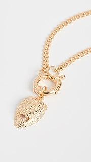 Maison Irem Necklace Chain with Lion