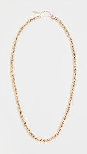 Maison Irem Rope Chain Necklace Glenn 3