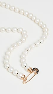 Maison Irem Pearl Goldy Necklace