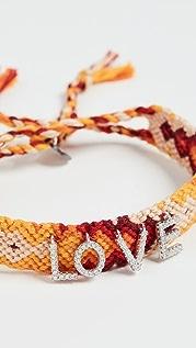 Maison Irem Zirconia Friendship Bracelet