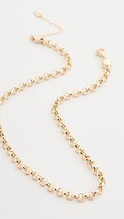 Maison Irem Role Chain Leith Necklace
