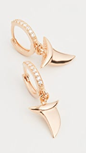Maison Irem Sharky Earrings