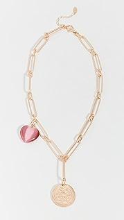 Maison Irem Lea Charm Necklace