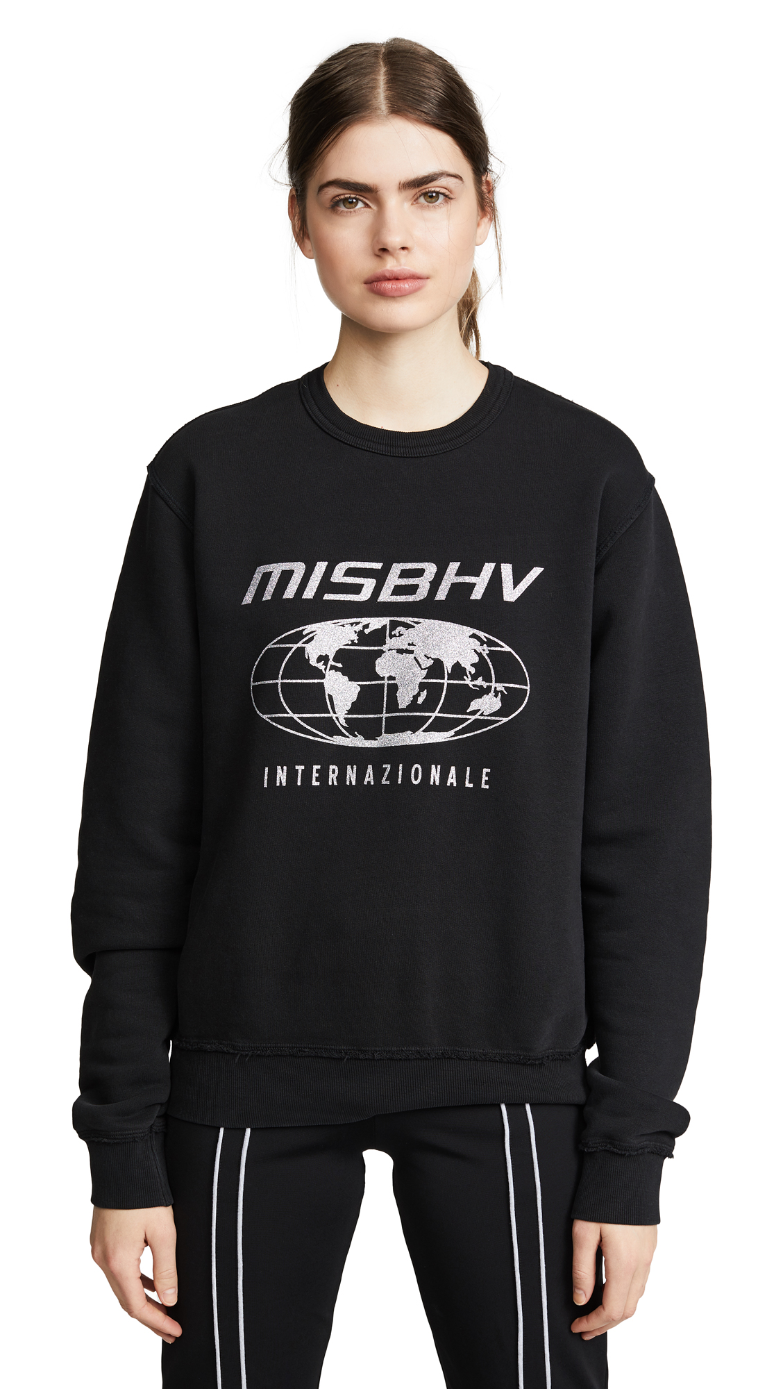 M I S B H V INTERNAZIONALE SWEATSHIRT