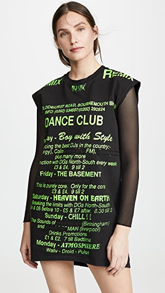 Misbhv Dresses DANCE CLUB DRESS