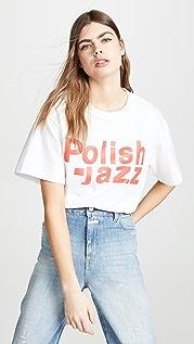 M I S B H V Polish Jazz Tee