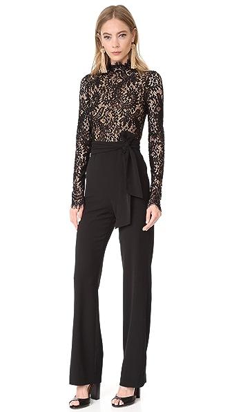 Misha Collection Amaia Jumpsuit - Black