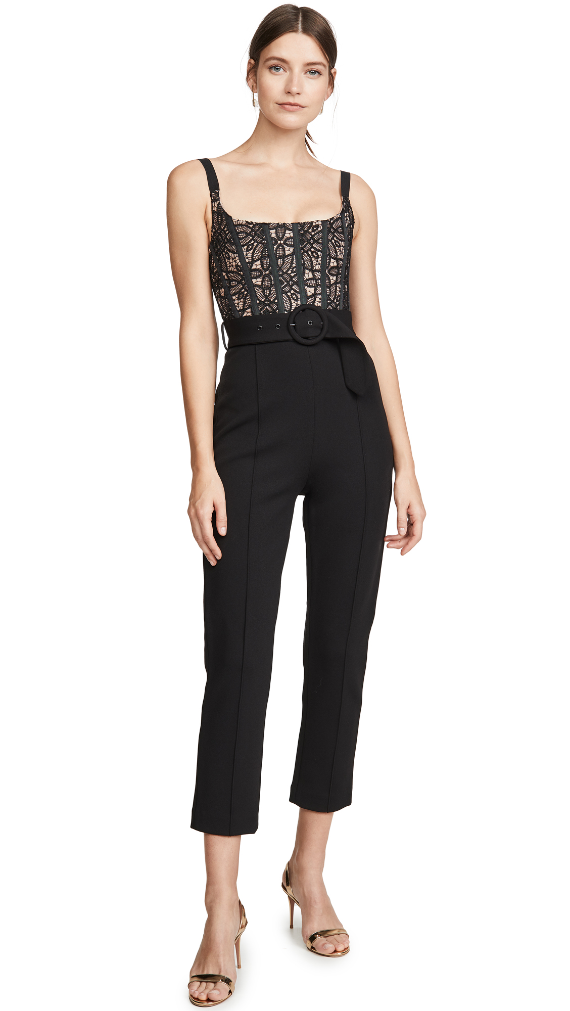 Buy Misha Collection online - photo of Misha Collection Ariella Jumpsuit