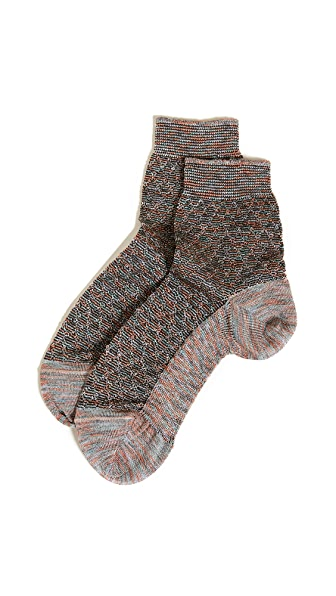 Missoni Woven Trouser Socks at Shopbop