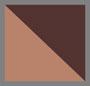 Transparent Violet/Brown