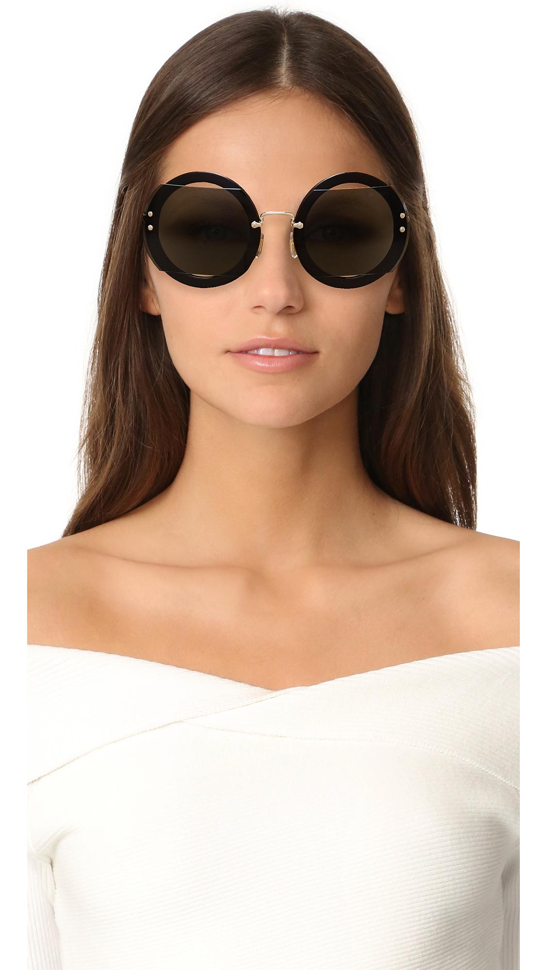 38dc39713c32 Miu Miu Reveal Sunglasses