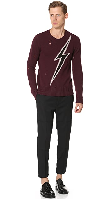 Marc Jacobs Flash Sweater