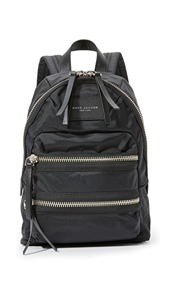 Marc Jacobs Mini Nylon Biker Backpack - Black