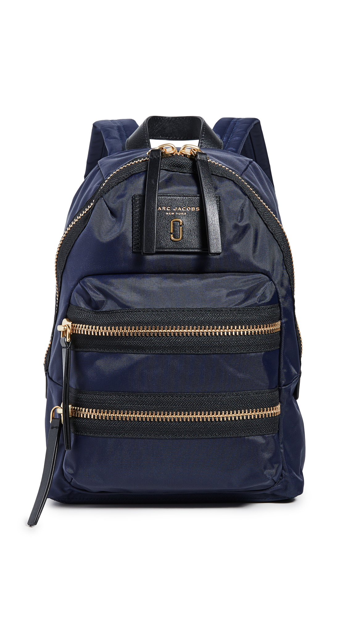 Marc Jacobs Mini Nylon Biker Backpack - Midnight Blue
