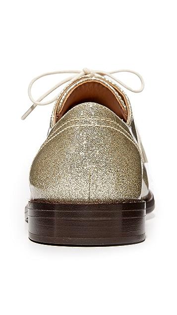 Marc Jacobs Ботинки на шнурках Clinton