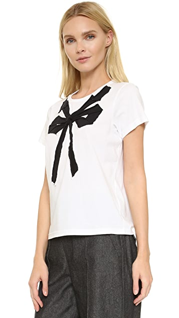 Marc Jacobs Small Folded Bow Tee