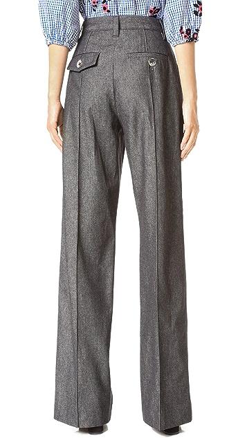 Marc Jacobs Long Bowie Pants