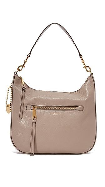 Marc Jacobs Recruit Hobo Bag - Mink