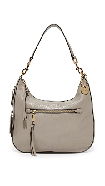 Marc Jacobs Recruit Hobo Bag - Mink