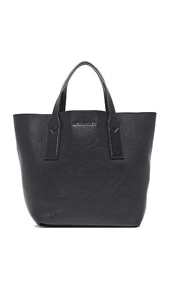 Marc Jacobs Wingman Mini Shopper Tote - Black Multi