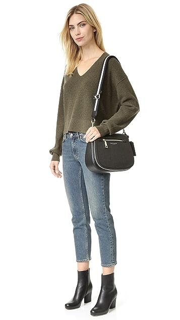 Marc Jacobs Gotham Saddle Bag
