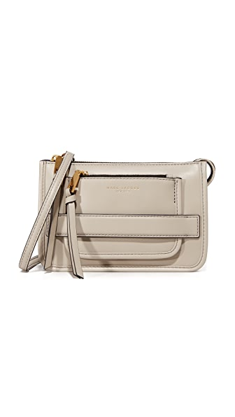 Marc Jacobs Madison Cross Body Bag - Pebble