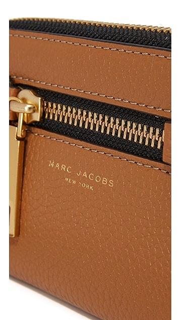 Marc Jacobs Gotham Zip Phone Wristlet