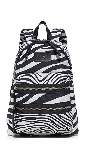 Marc Jacobs Backpack - Zebra